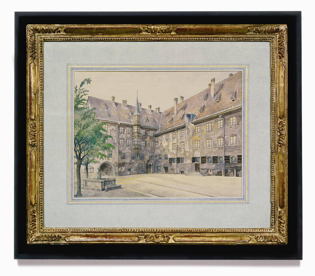 Gert Jan Kocken, Depictions of Munich 1933-1945, 2014. Foto: Museum de Fundatie Zwolle