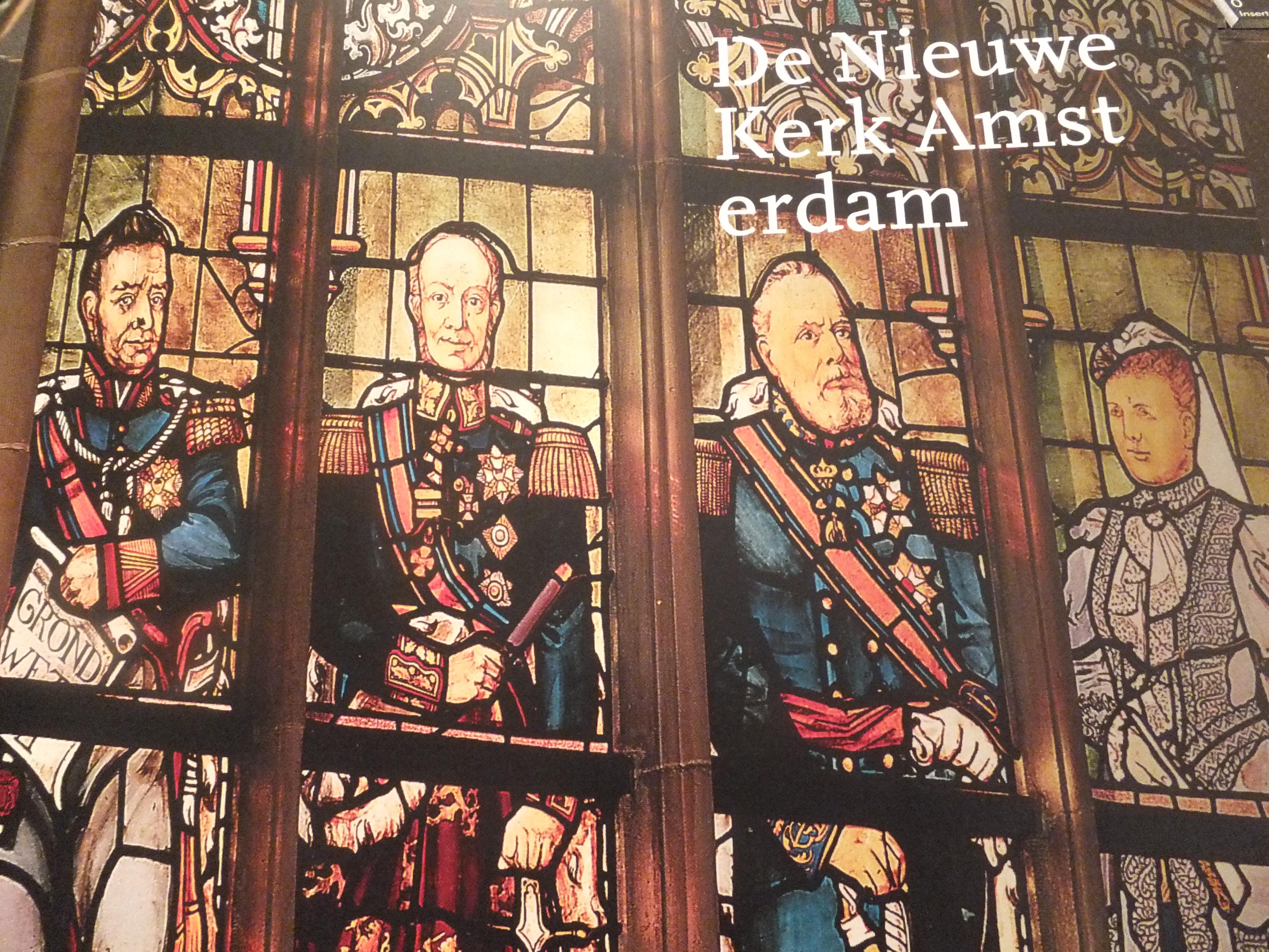 nieuwe kerk expositie