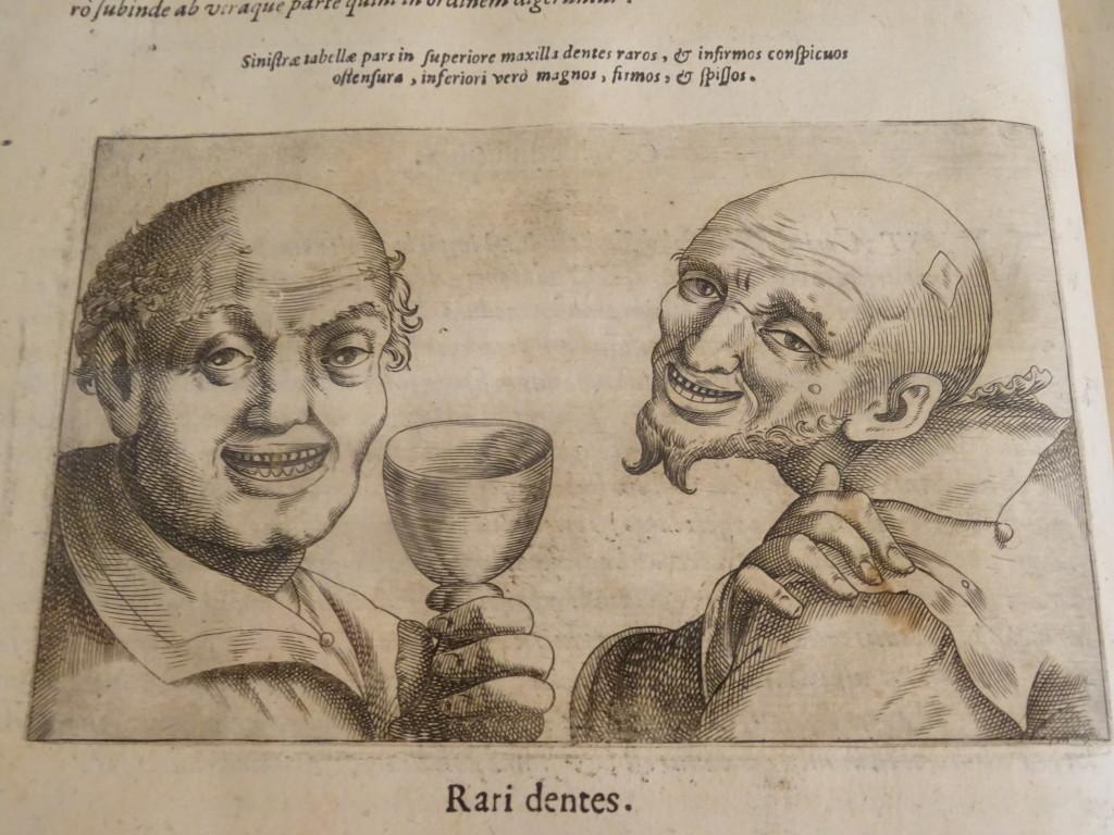 Giambattista della Porta. De humania physiognomonia libri III, 1586, collectie Rijksmuseum Amsterdam