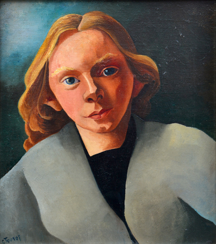 Charley Toorop, Portret van Annetje Fernhout, 1925, c/o Pictoright 2014