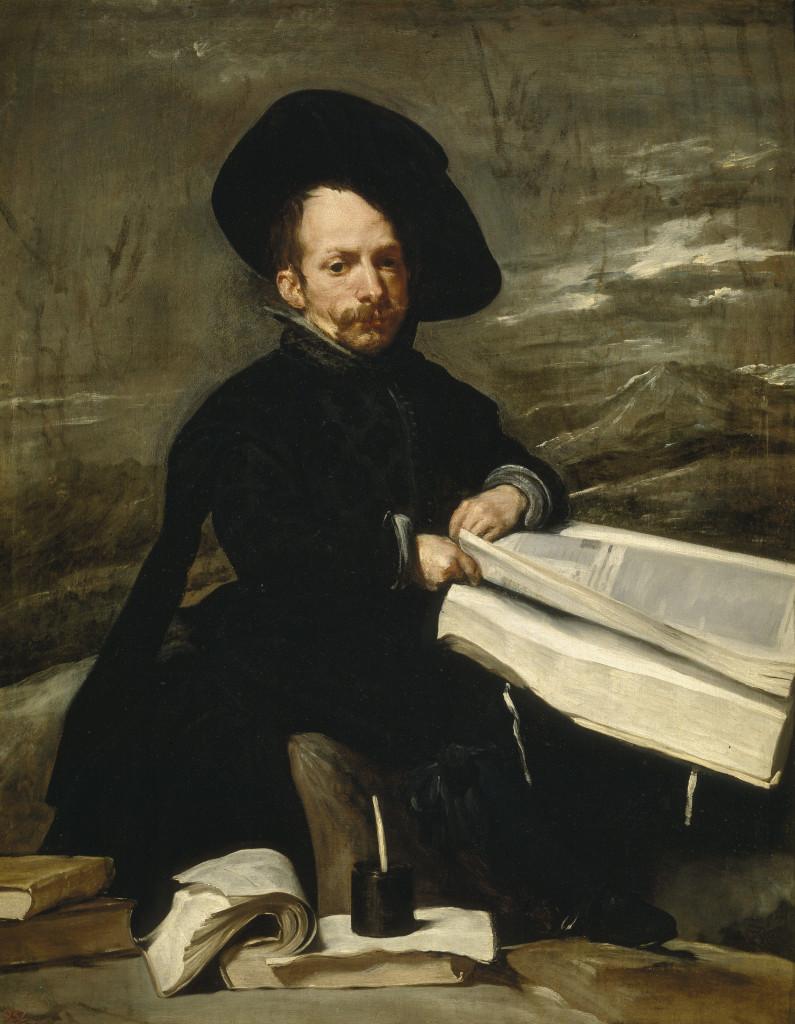 Diego Vélazquez, Portret Don Diego de Acedo, 1638/40, 107 x 82 cm, Museo Nacional del Prado, Madrid