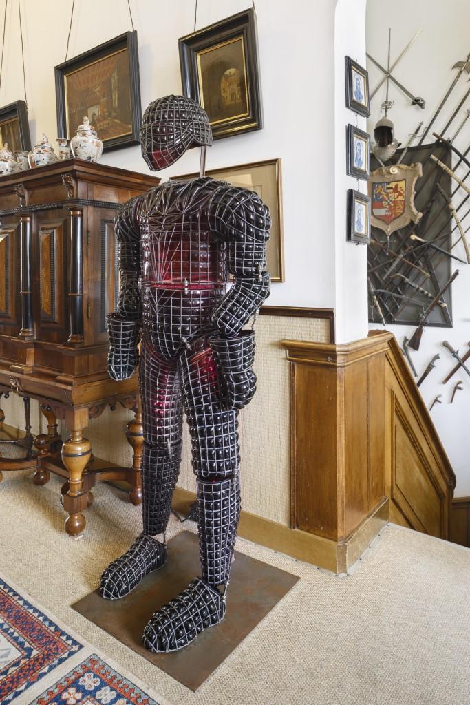 Penny Byrne, Hurt Locker, 2015, foto Bram Vermeulen, te zien in Huis van Gijn