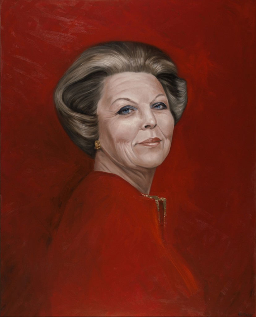 Koningin Beatrix, Ans Markus, c Ans Markus