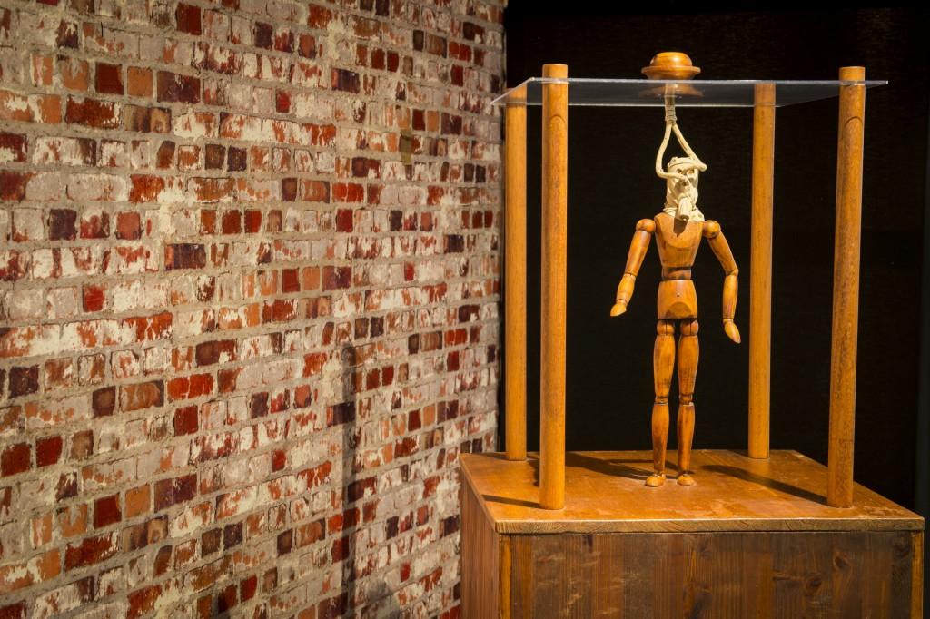 Leonard da Vinci, Duiker, foto Paula Romein