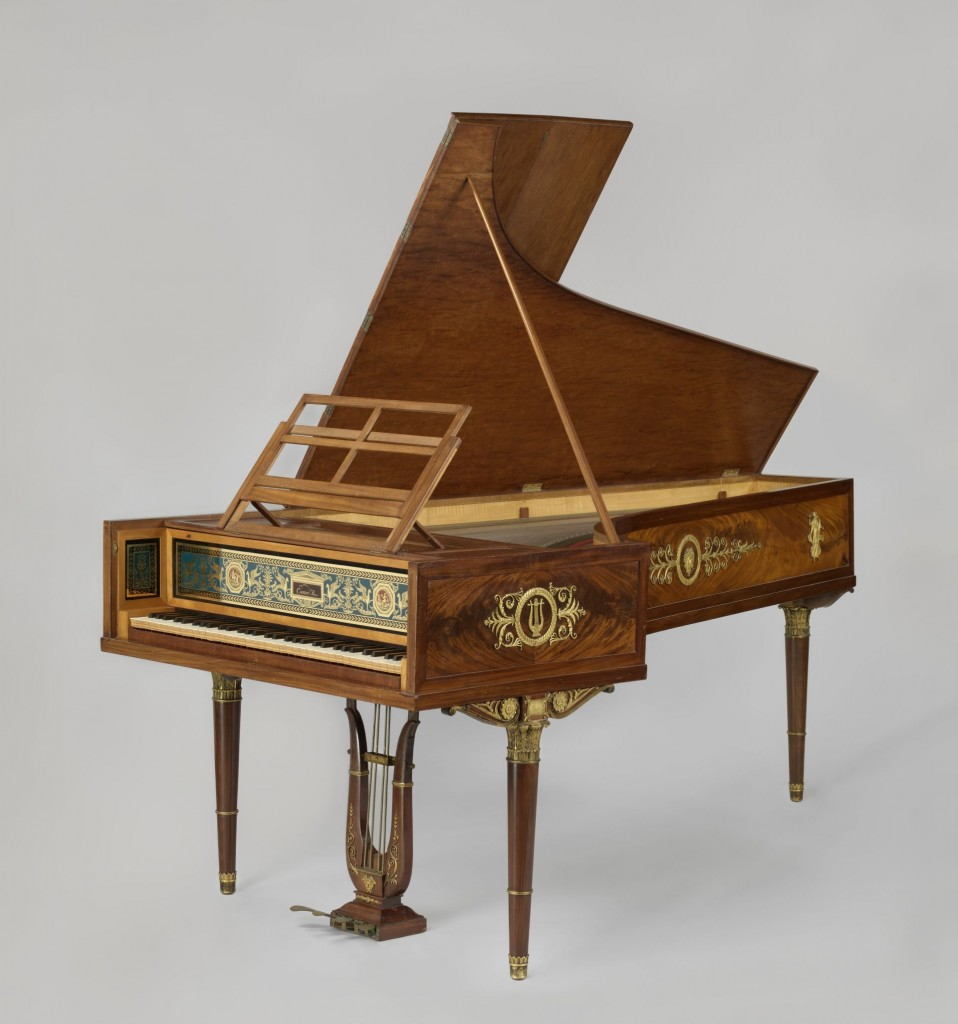 Fortepiano, Erard Frères, 1808, Rijksmuseum