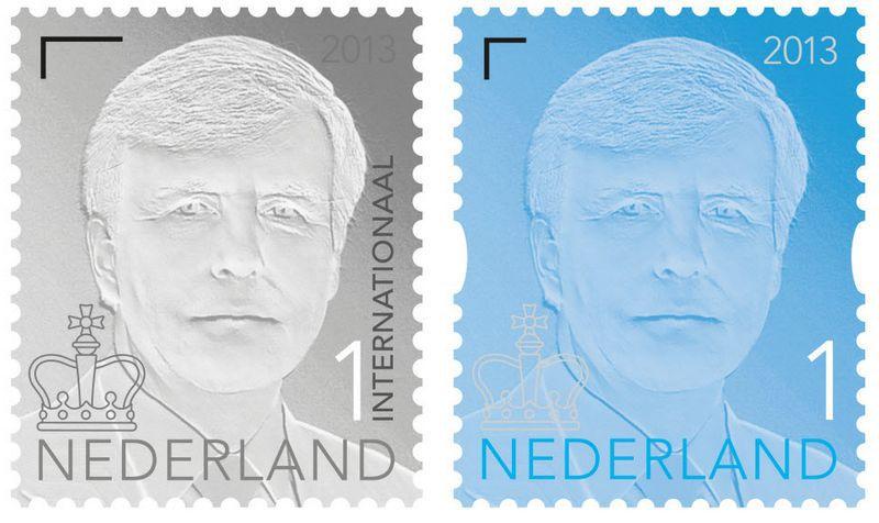 postzegel-willem-alexander-kroon