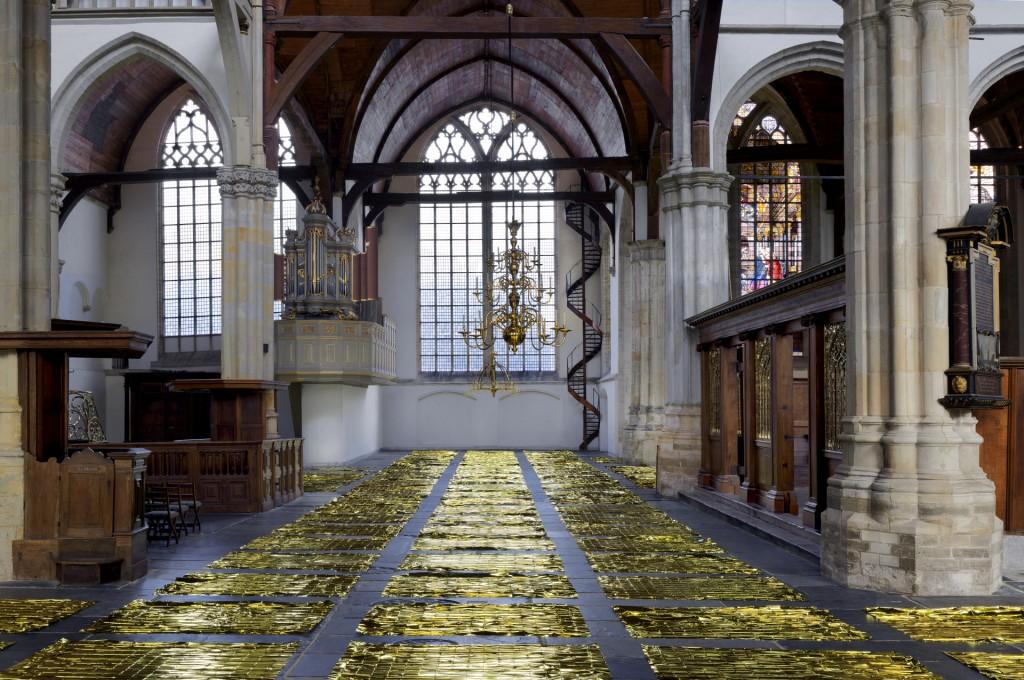 Oude Kerk, Sarah van Sonsbeeck, foto Gert-Jan van Rooij