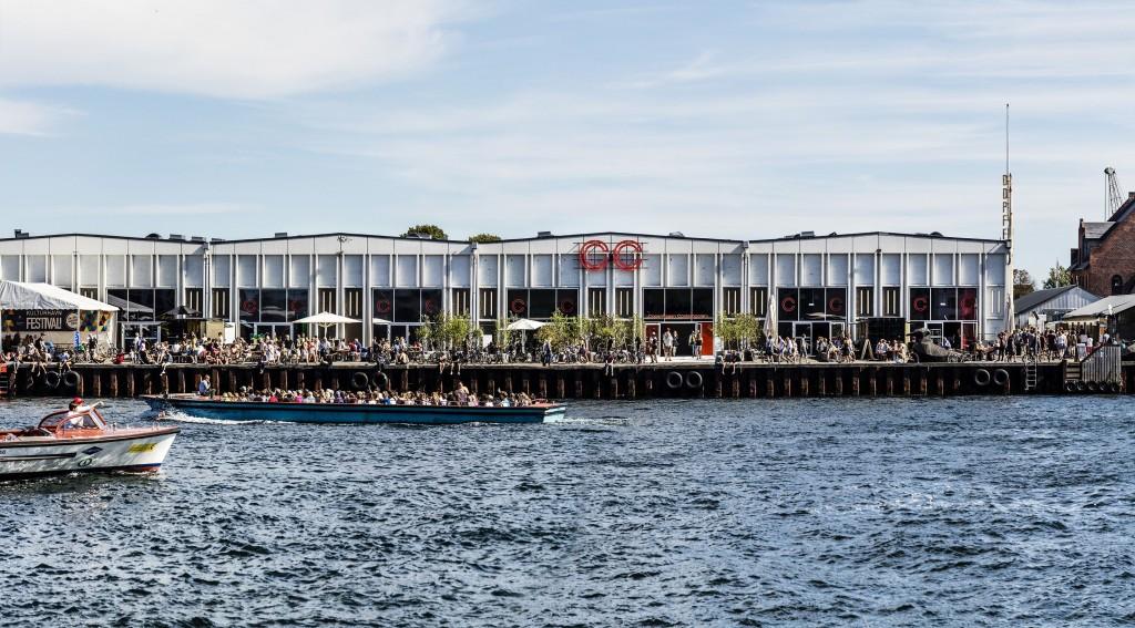 Copenhagen Contemporary, voorzijde, foto CC