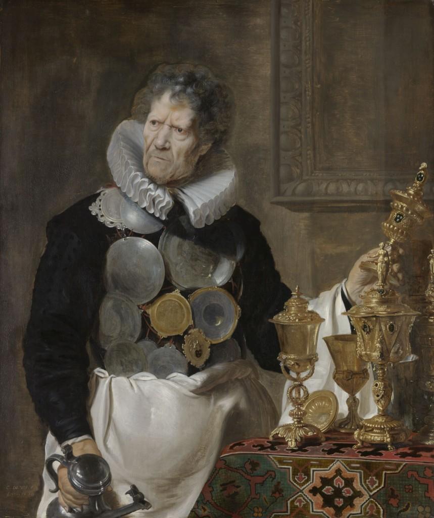 Cornelis de Vos, Portret van Abraham Grapheus,1620, paneel 120 x 102 cm, Koninklijk Museum voor Schone Kunsten Antwerpen