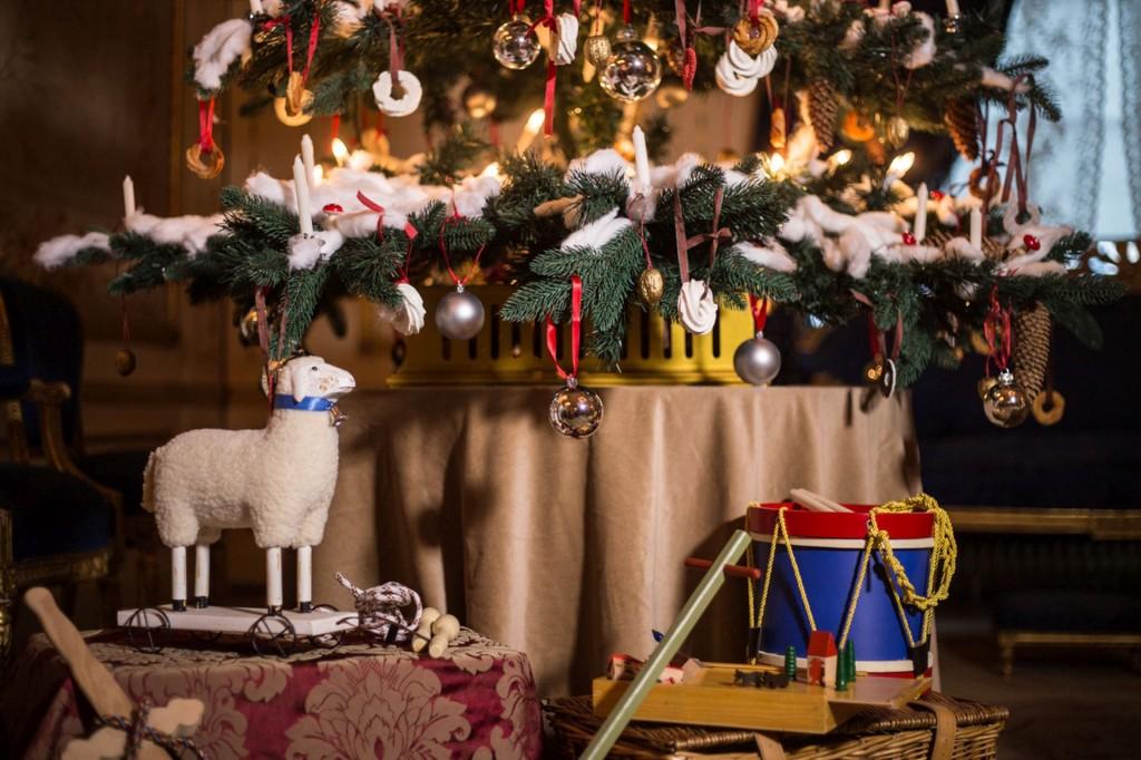 Kerstmis in Willet-Holthuysen, foto Caro Bonink Amsterdam Museum