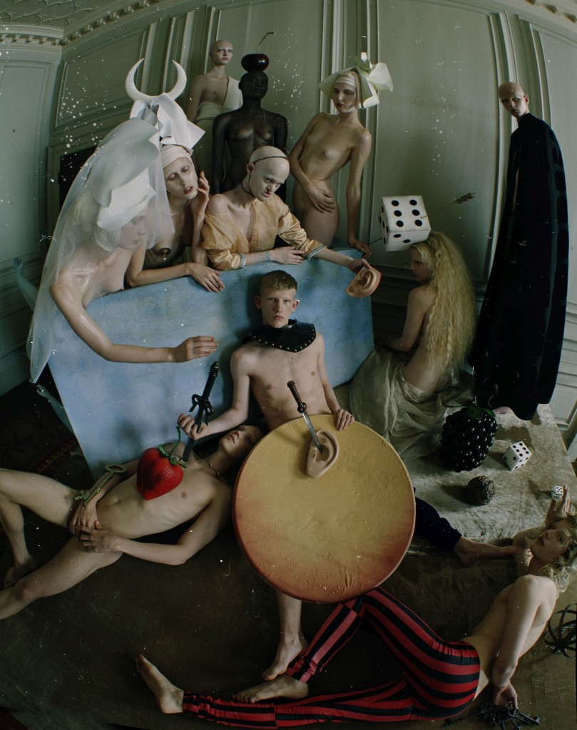 Tim Walker, The Garden of Earthly Delights, The Nicola Erni Collection