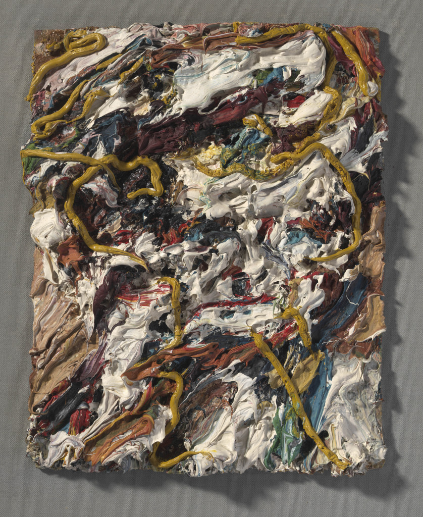 Frank Auerbach, Head of E.O.W. II, 1964, courtesy Marlborough Fine Art