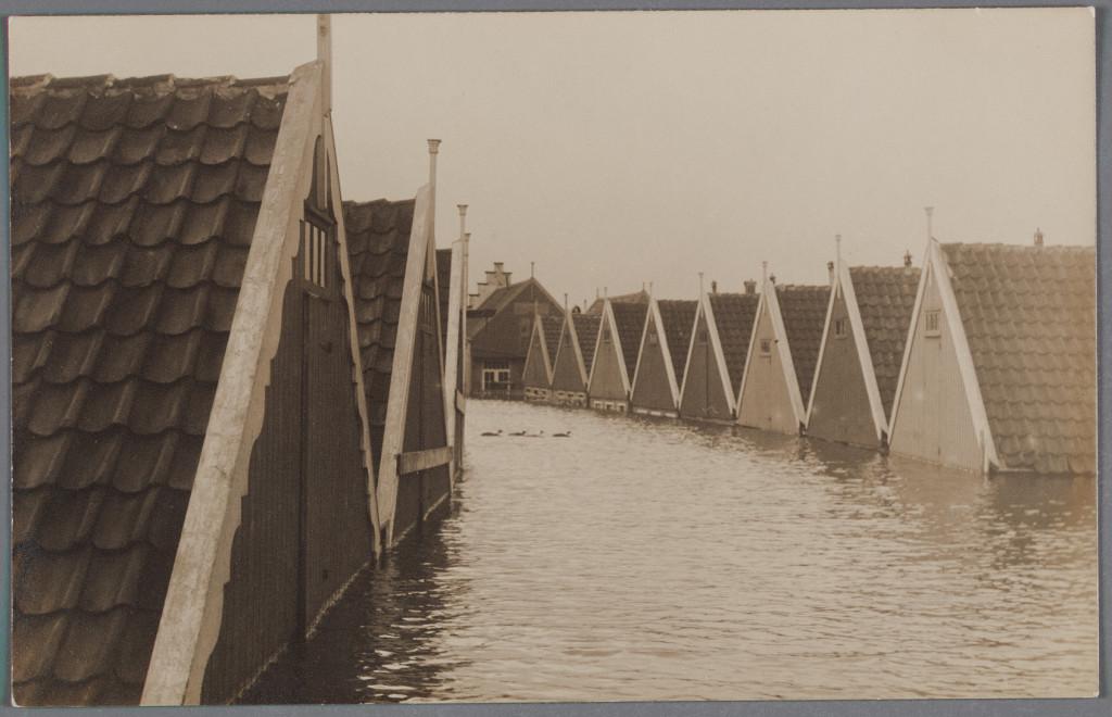 Volendam 1916. Fotocredit Zuiderzeemuseum