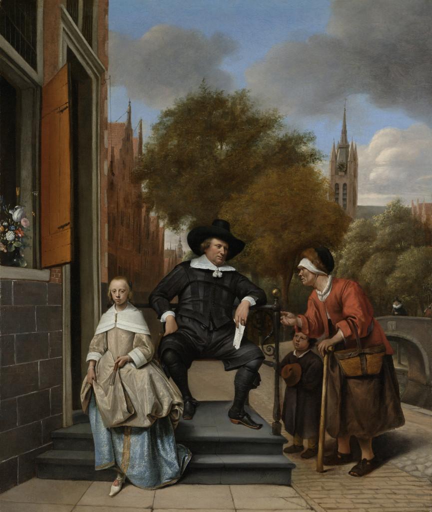 Jan Steen,foto Amsterdam Museum