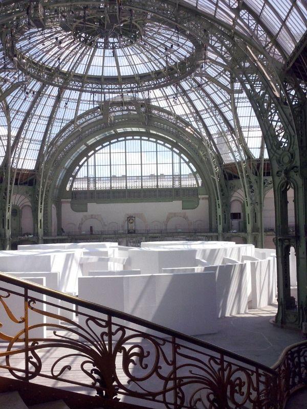 Grand Palais, foto Boudewien Westra