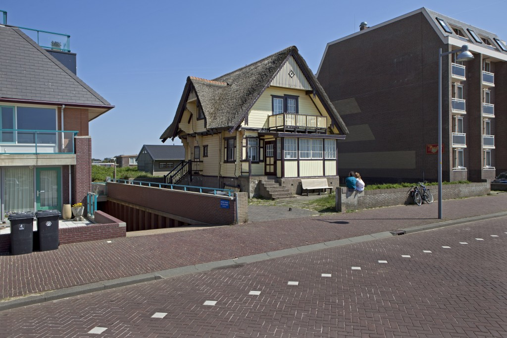 Hans van der Meer, Boulevard-Noord Egmond-aan-Zee, foto Museum Kranenburgh