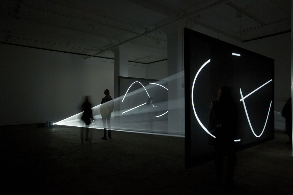 Anthony McCall, foto Eye