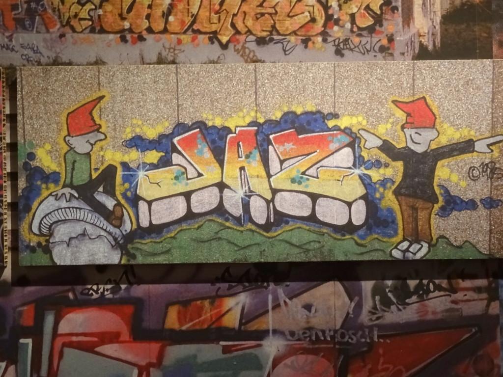 Een 'masterpiece' van Jaz, Jasper Krabbé