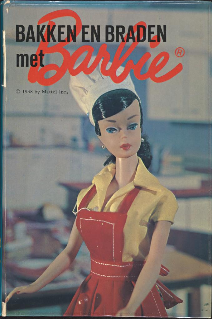 Cynthia Lawrence, Bakken en braden met Barbie, 1966