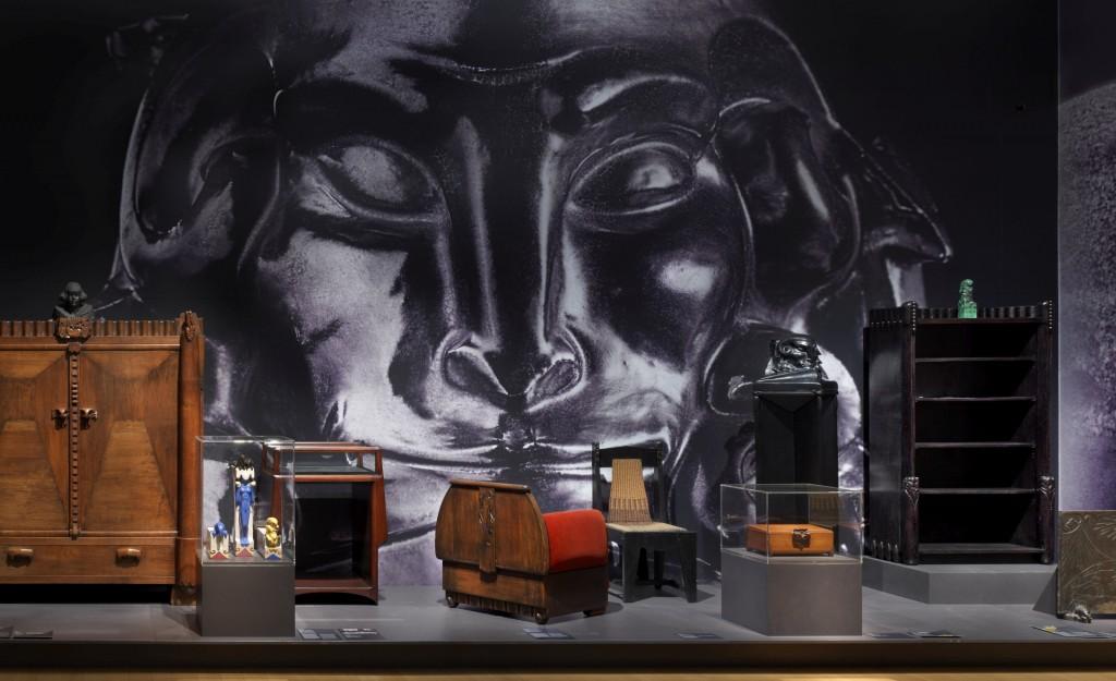 Zaalopname 'Wonen in de Amsterdamse School' Foto: Gert-Jan van Rooij