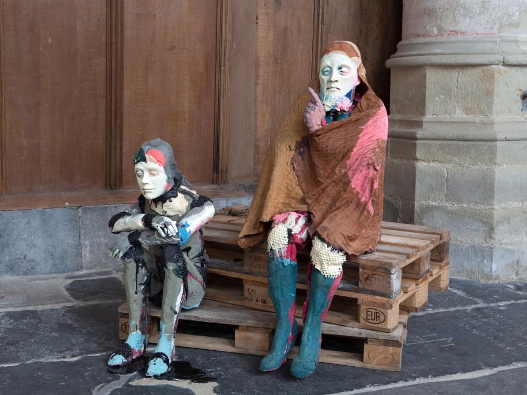 Folkert de Jong, Heritage, 2009, Rabo Kunstcollectie. Foto Robert Glas