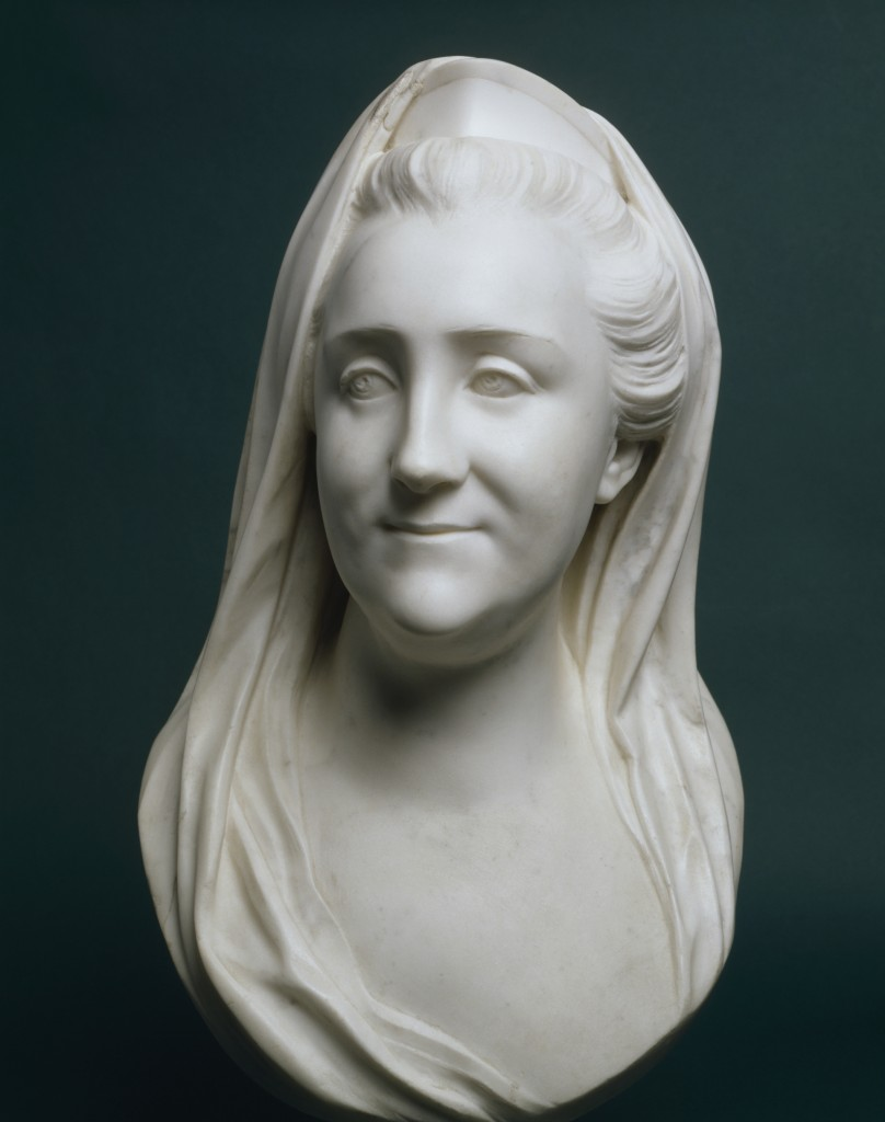 Mari-Anne Collot, Marmerbuste van Catharina de Grote, 1769, c State Hermitage Museum St Petersburg