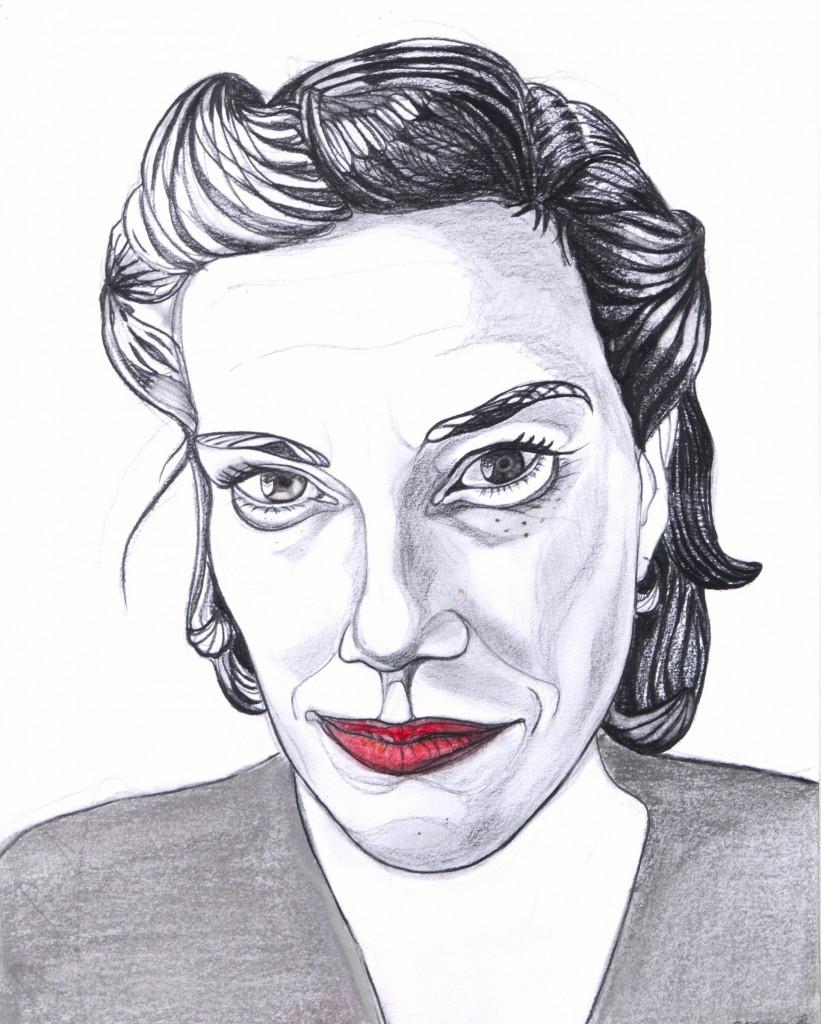 Rosemin Hendriks, Zonder titel, 2014, collectie LUMC