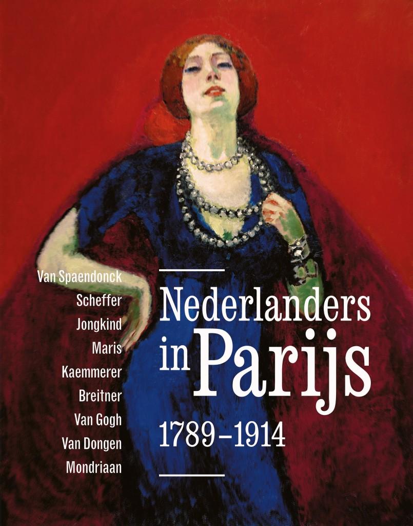 Nederlanders in Parijs - omslag (4)
