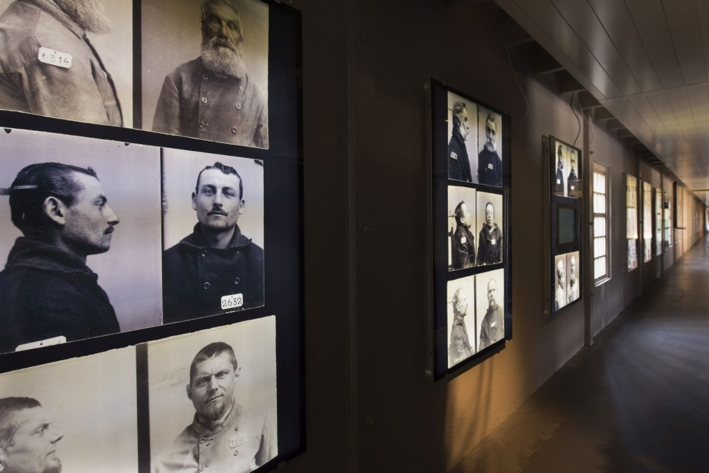 Impressie nieuwe vaste opstelling Nationaal Gevangenismuseum. Foto Sake Elzinga