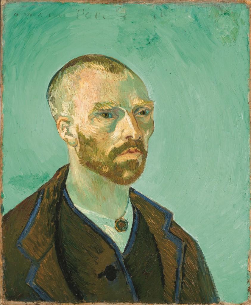 Vincent van Gogh, Zelfportret, 1888, Harvard Art Museums/Fogg Museum